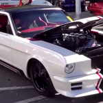 1965 Ford Mustang Fastback Pro Touring Vendetta american muscle cars