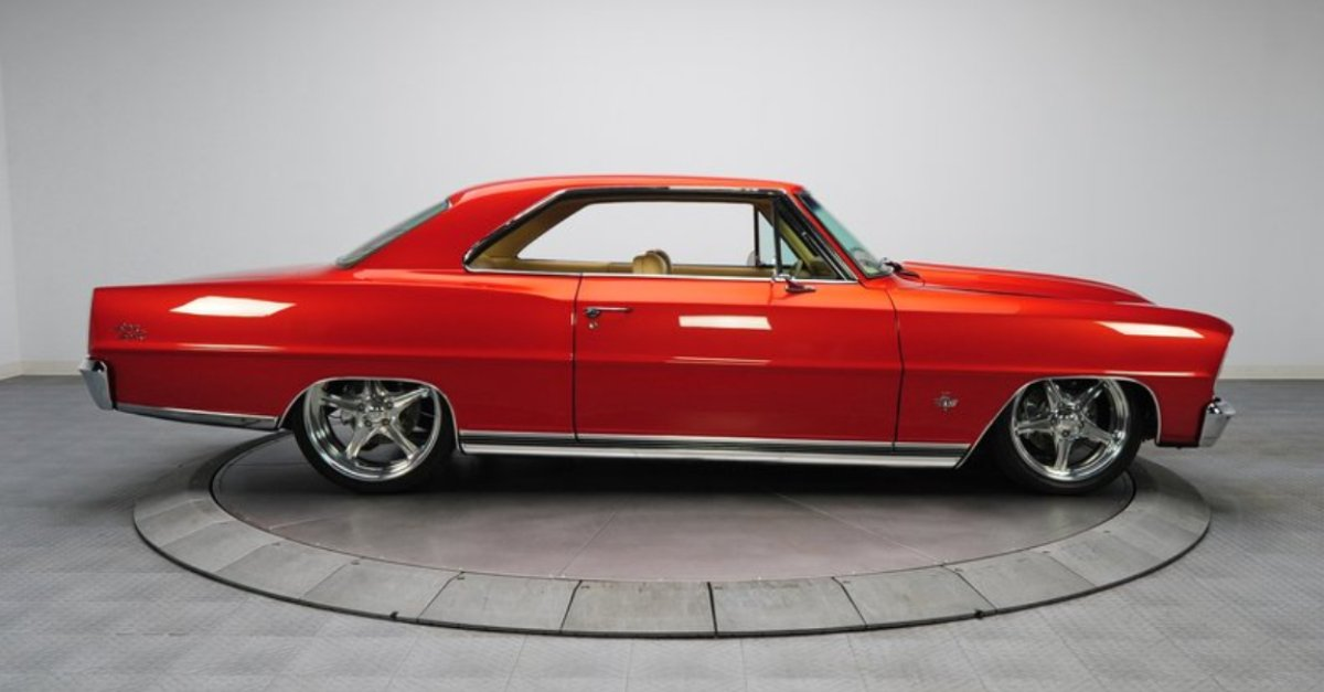 1966 chevrolet nova ss custom hot american muscle cars
