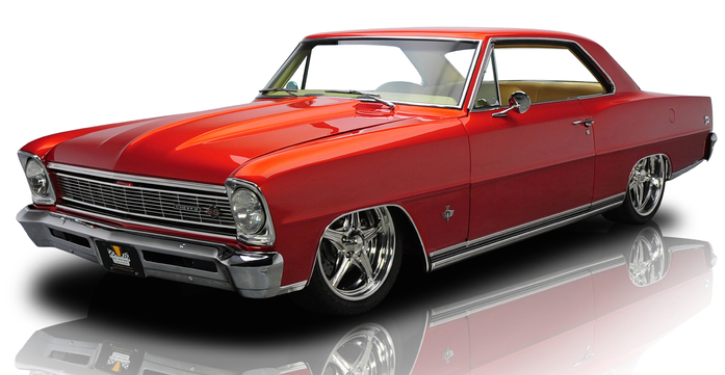 1966 chevy nova ss custom on hot cars
