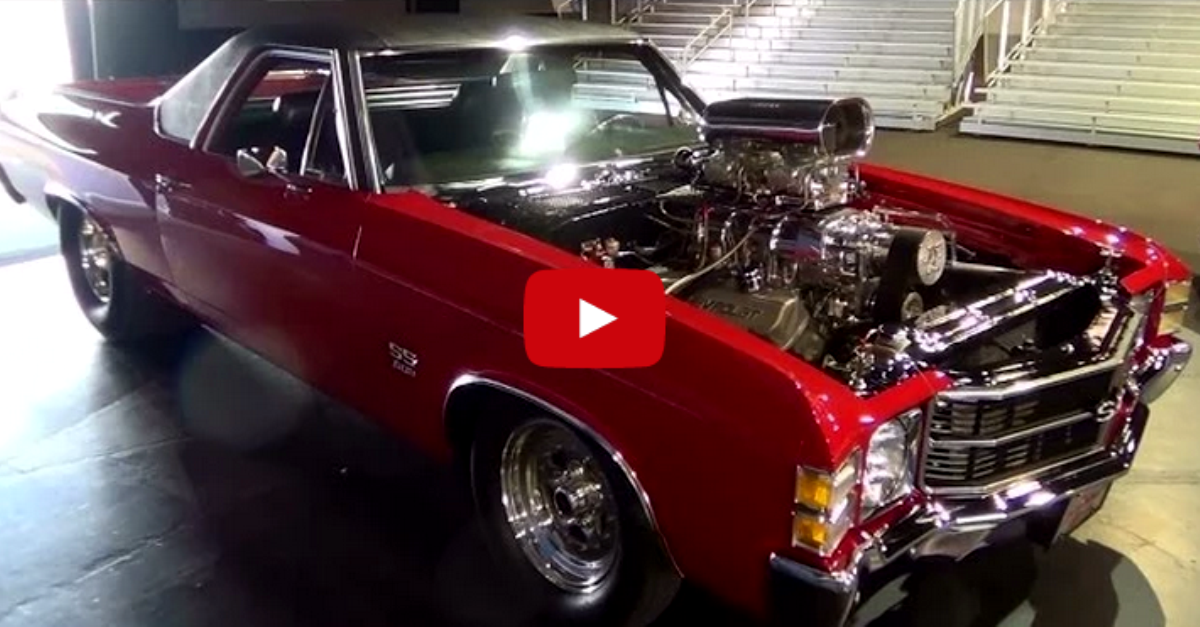 1971 CHEVY EL CAMINO SS 900+HP STREET MACHINE | HOT CARS