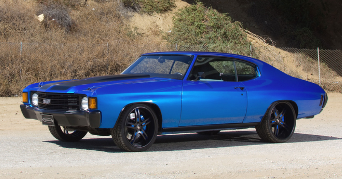 2014 Chevrolet Chevelle Ss Muscle Car | Autos Post