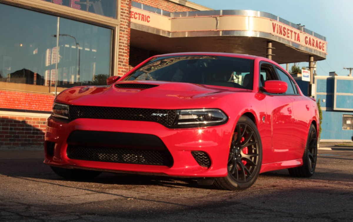 2015 dodge charger srt hellcat full review