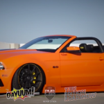 Tjin Edition 2012 Ford Mustang 5.0 GT custom hot american muscle car