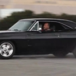 mike musto 1968 dodge vharger muscle car
