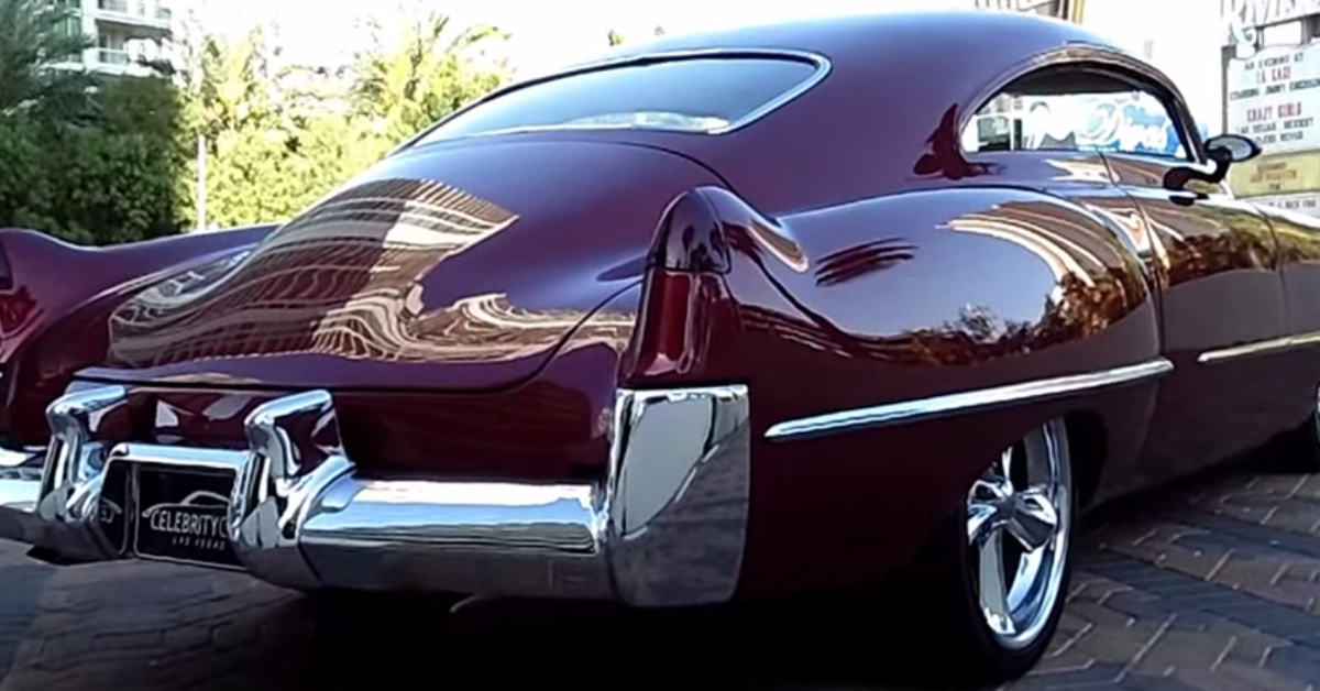 1949 Cadillac Coupe Classic hot rod