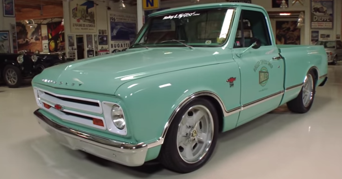 1967 Chevy C10 pick up custom truck