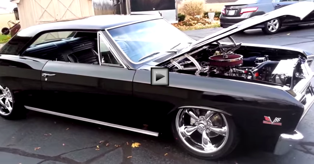 1967 chevy chevelle ss pro touring big block