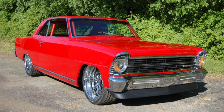 1967 chevy nova street rod