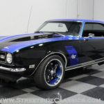 1968 chevrolet camaro ss restored muscle car