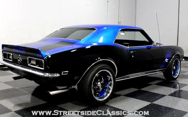 GORGEOUS 1968 CHEVY CAMARO SS 350 | HOT CARS