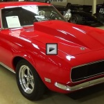 1968 chevy camaro ss rs pro street muscle car