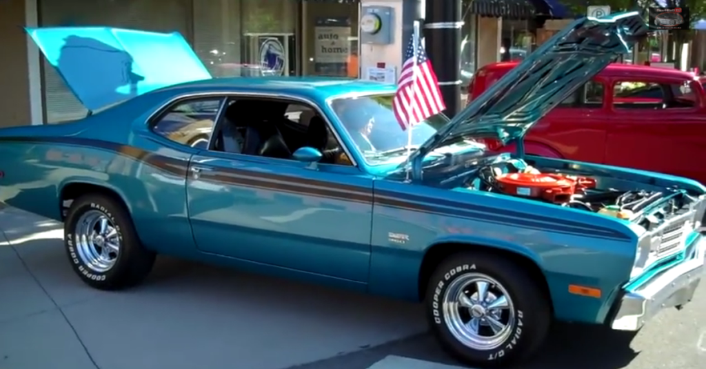1974 PLYMOUTH DUSTER 360 | MOPAR MUSCLE CAR | HOT CARS