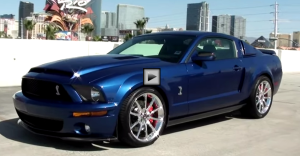 2007 Ford Mustang Shelby GT500 Super Snake Package