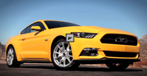 2015 Ford Mustang GT First Drive
