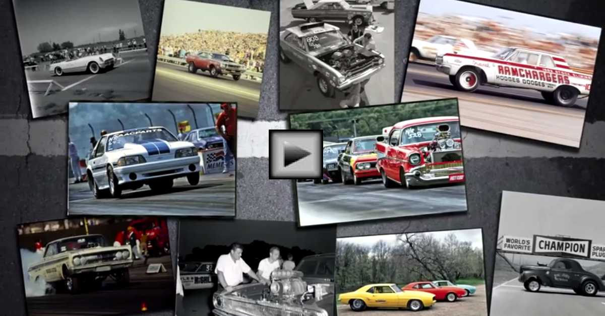 History of Street Legal Drag Racing