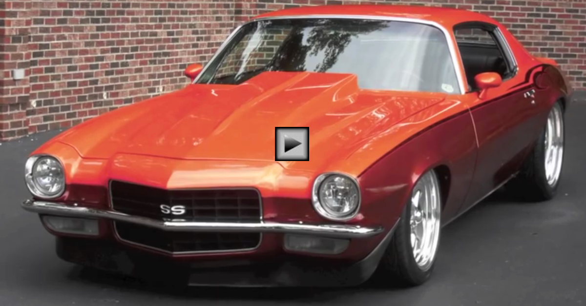 best second generation custom built camaro compilation