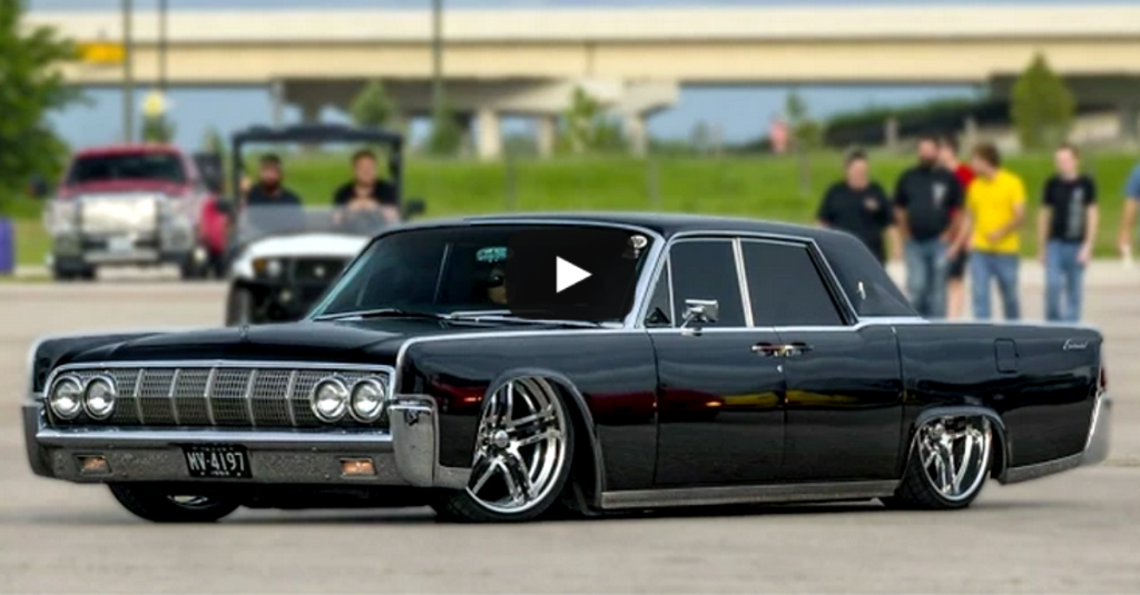 1964 Lincoln Continental Custom Hot Cars