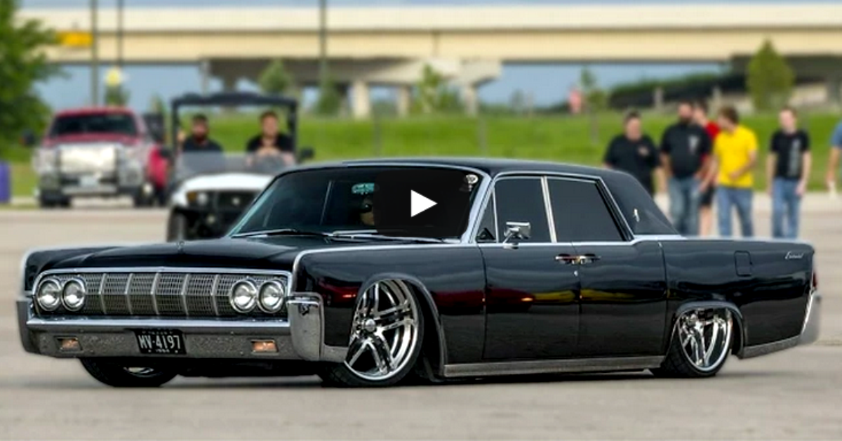 1964 Lincoln Continental lowrider