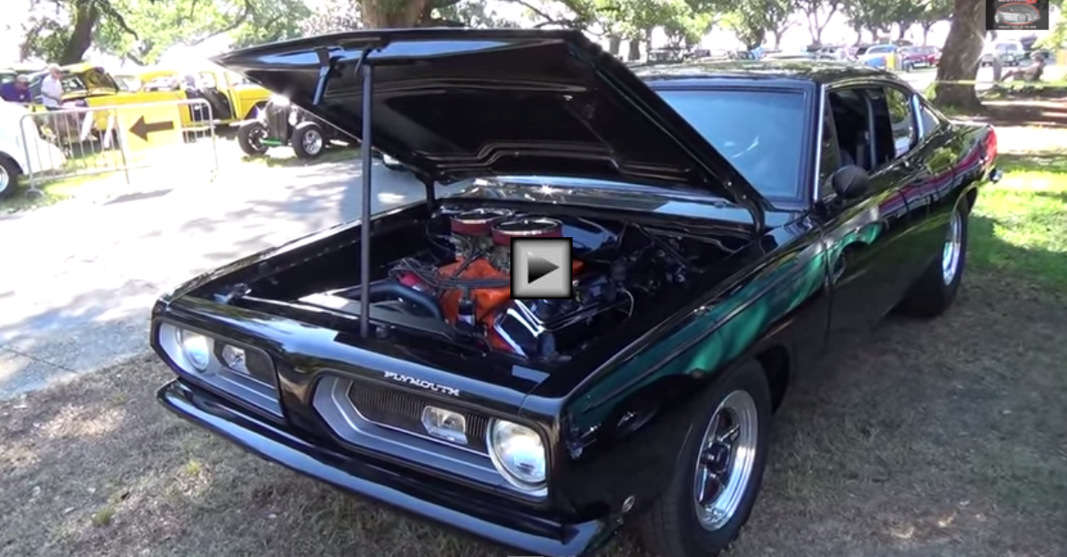 awesome 1968 plymouth barracuda 426 hemi hot cars