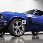 1969 ford mustang coupe 302 v8 muscle car
