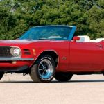1970 ford mustang fathers day video