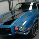 1973 chevy camaro z28 rs lt muscle car