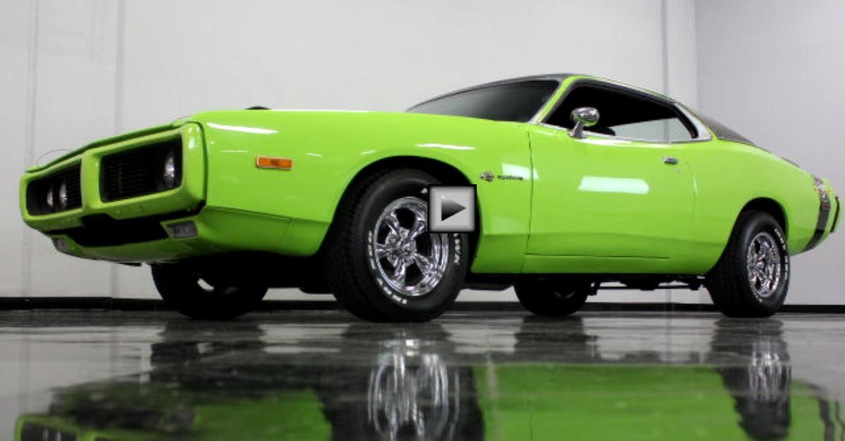 1973 dodge charger hard top super bee