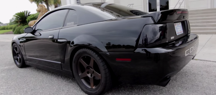 2003 mustang cobra terminator test drive and review