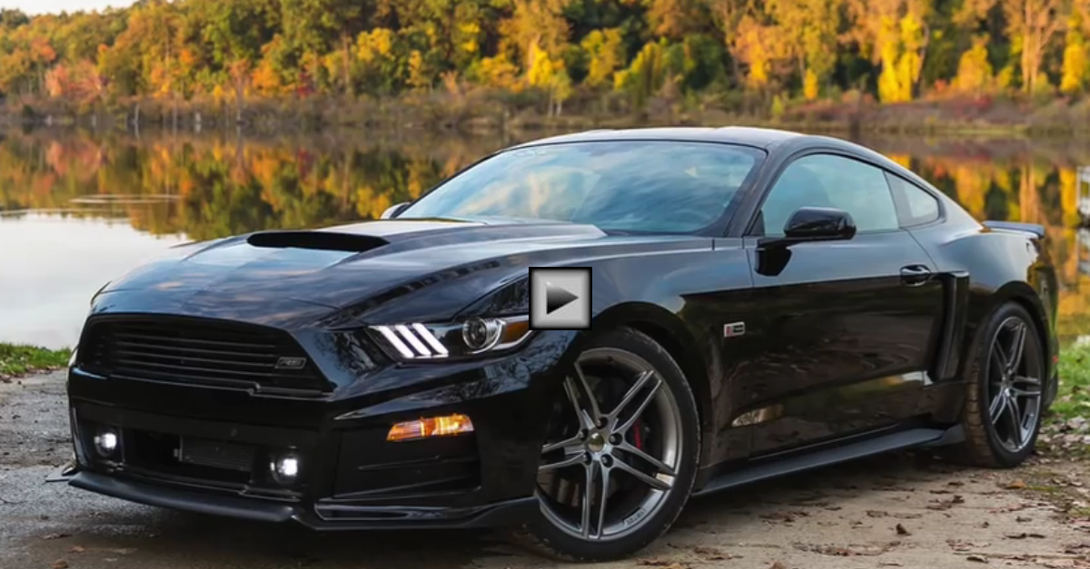 2015 roush performance ford mustang review