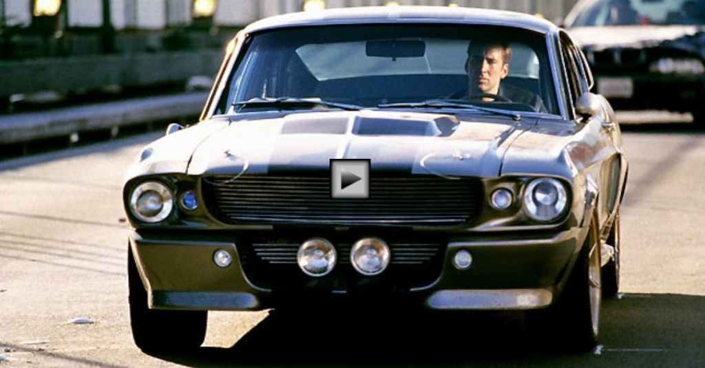 The Best Ford Mustang Movie Scenes Hot Cars