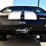 chevy chevelle ss twin turbo custom muscle car