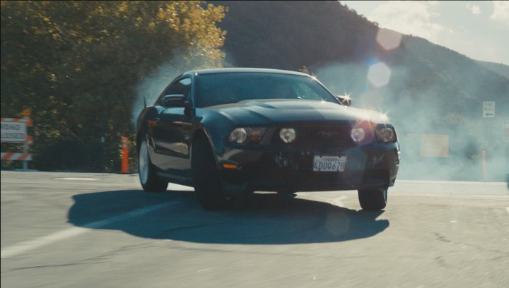ford mustang gt from movie drive