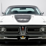 restored 1971 dodge charger rt hard top muscle car
