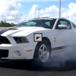 world's fastest 2013 mustang shelby gt500 lethal performance