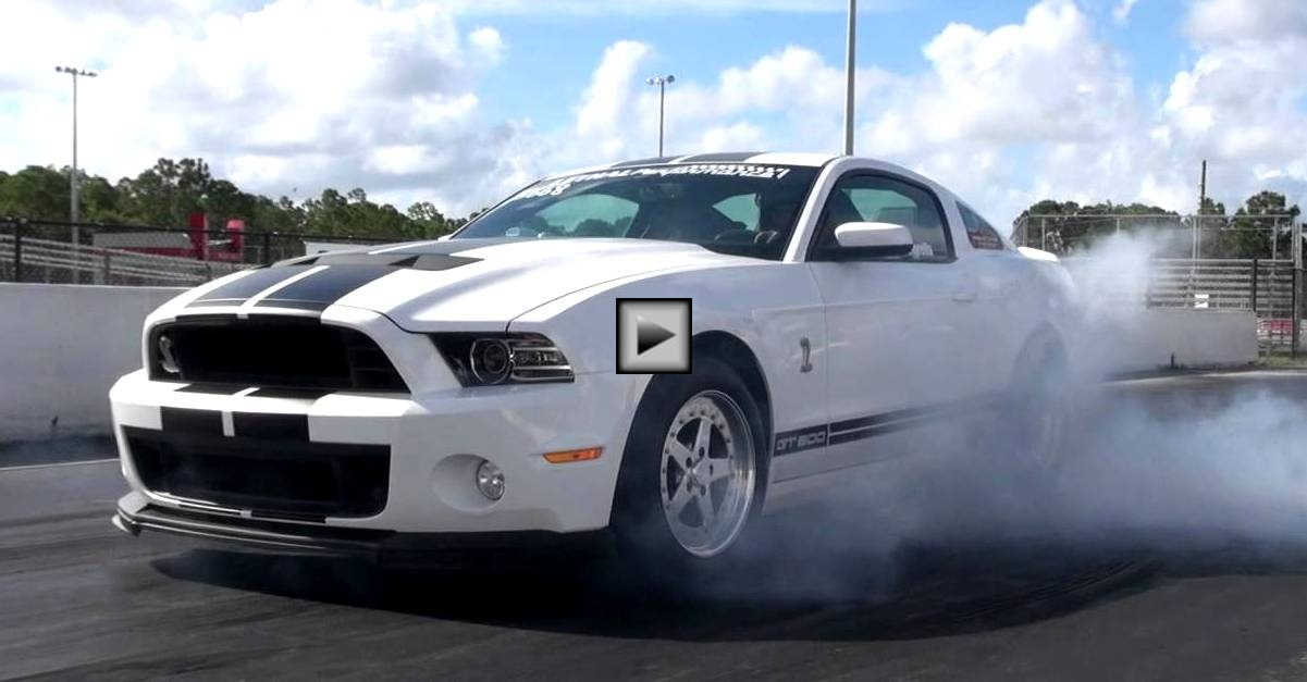 World S Fastest 2013 Mustang Shelby Gt500 Hot Cars