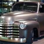 1950 icon chevy thriftmaster pick up truck by jonathan ward