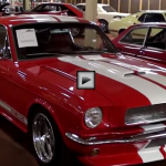 1966 Ford Mustang Fastback Shelby GT350 Clone restomod