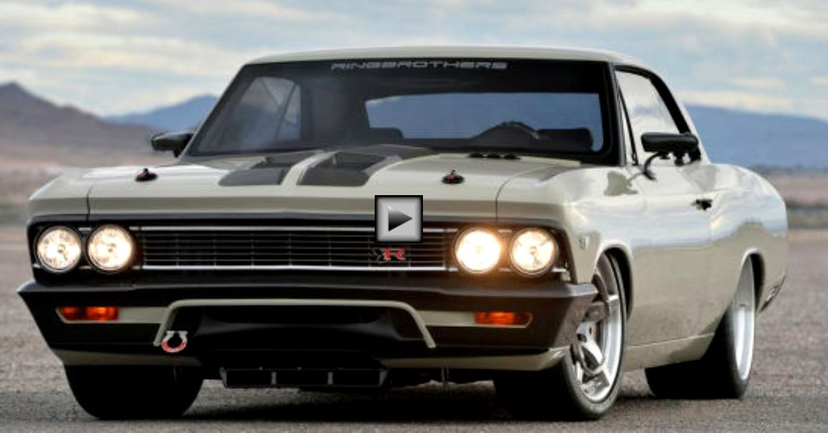 1966 chevrolet chevelle custom recoil ring brothers