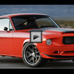 1968 ford mustang villain by classic recreations pro touring