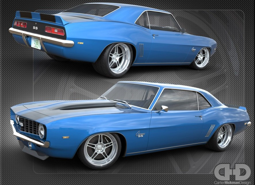 fabulous 1969 chevy camaro ss pro touring hot cars. Black Bedroom Furniture Sets. Home Design Ideas