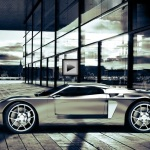 2014 ford gt supercahrged sports car