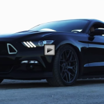 2015 ford mustang by rtr performance and vaughn gittin jr