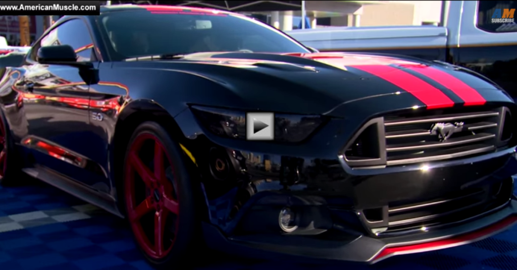 Ford Mustang Shoes >> 2015 Mustang GT S550 by Modern Muscle Design | HOT CARS
