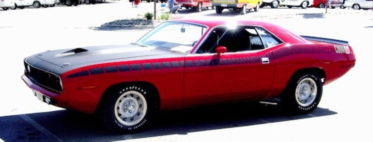 all original number matching 1970 plymouth aar cuda