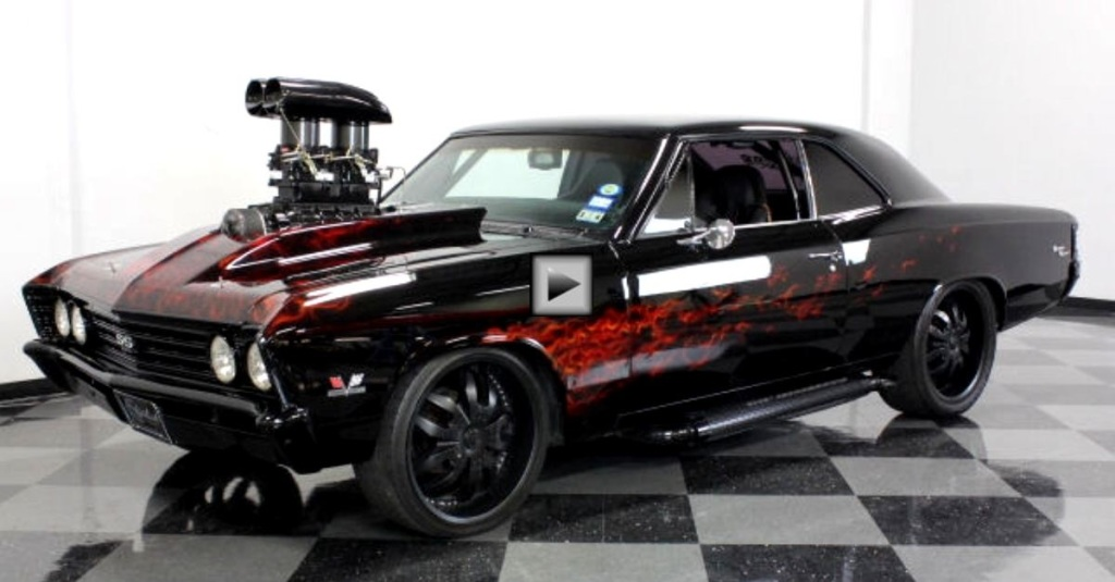 1967 chevrolet chevelle ss devils street car hot cars sciox Choice Image