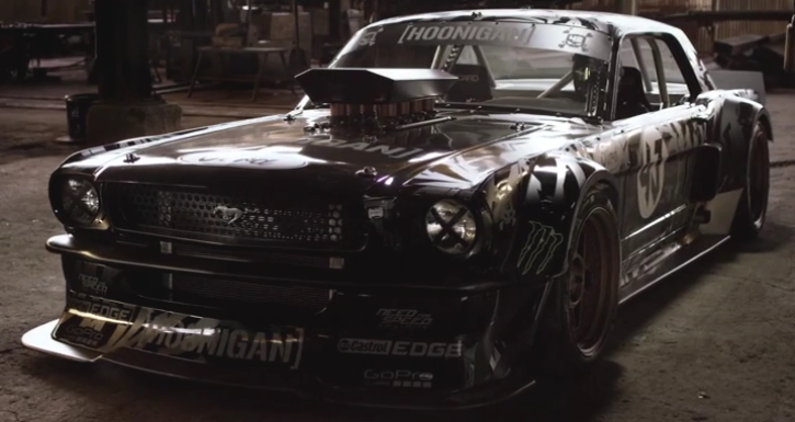 Ken Block Amp The Hoonigan Terrorizing The Streets Hot Cars