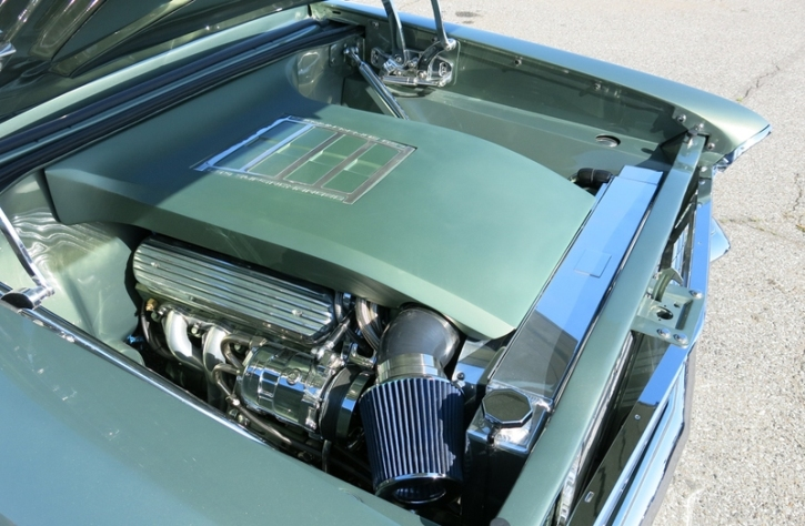 1967 chevy nova ss custom ls9 engine