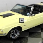 1969 ford mustang convertible 351 windsor
