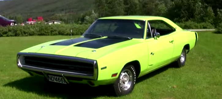 1970 dodge charger rt se mopar muscle car