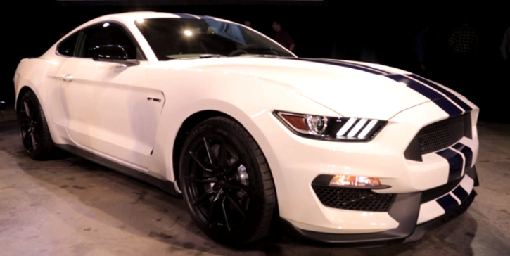 2016 shelby mustang gt350 video review